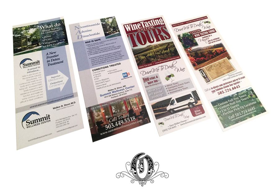 Affordable Top Creative Marketing - Print RackCards