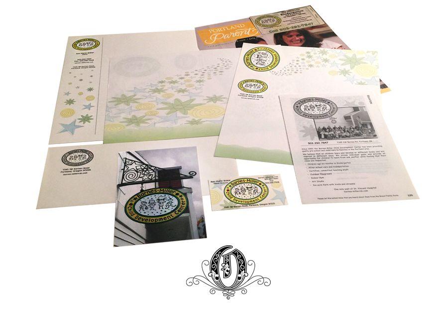 Affordable Top Creative Marketing - Print Package + Custom Metal Sign